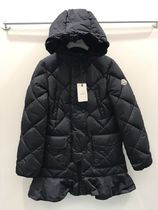 MONCLER17/18 VOULOGE ネイビー大人もOK12-14A国内発関税送料込