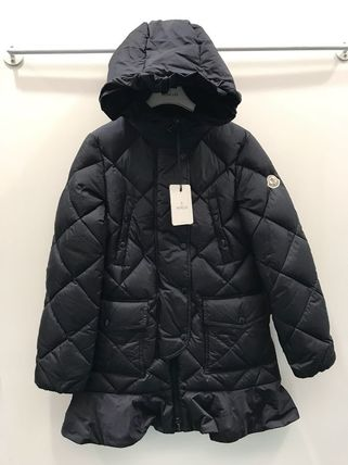 MONCLER キッズアウター MONCLER17/18 VOULOGE ネイビー大人もOK12-14A国内発関税送料込