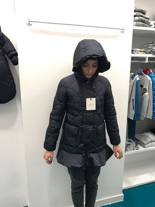 MONCLER キッズアウター MONCLER17/18 VOULOGE ネイビー大人もOK12-14A国内発関税送料込(3)