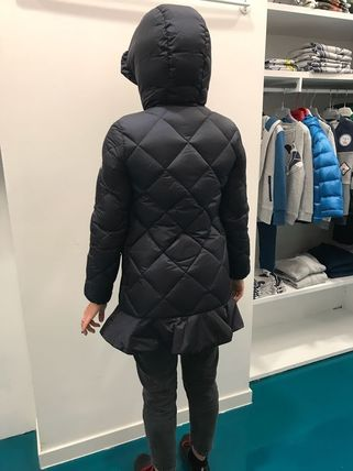 MONCLER キッズアウター MONCLER17/18 VOULOGE ネイビー大人もOK12-14A国内発関税送料込(4)