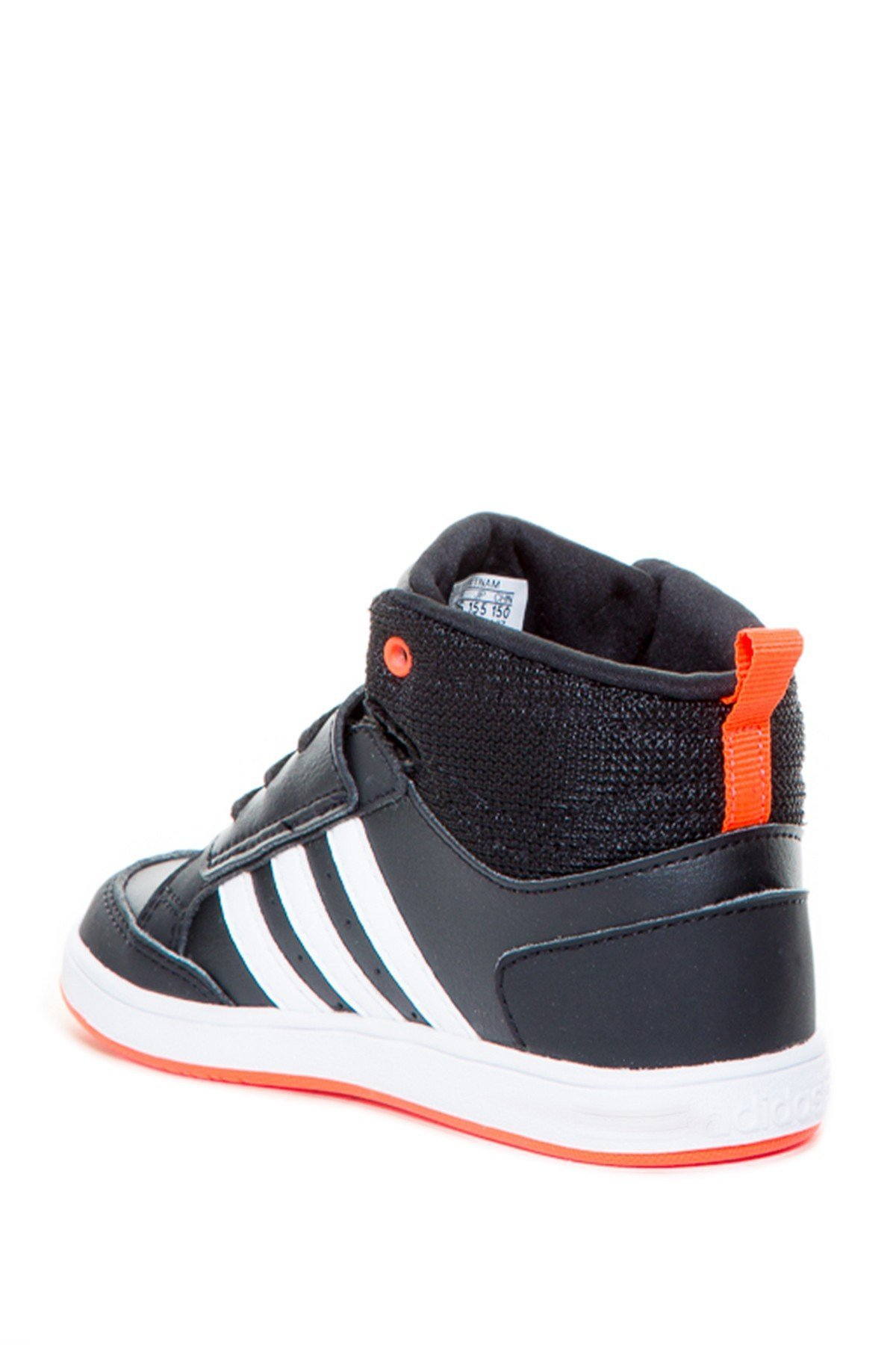 日本未入荷 Hoops CMF Mid Sneaker (Toddler) 関送込!!