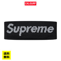 FW17 Supreme(シュプリーム)NEWERA Headband /BLACK