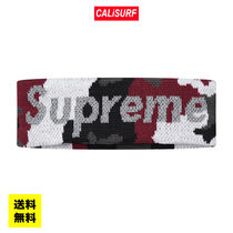 FW17 Supreme(シュプリーム)NEWERA Headband /BROWN CAMO