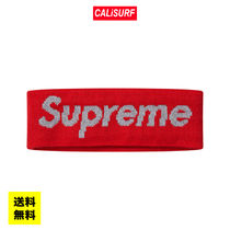 FW17 Supreme(シュプリーム)NEWERA Headband /RED