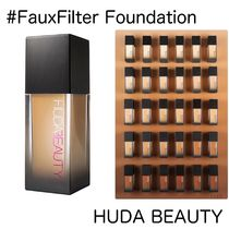 Huda Beauty 新作 #FauxFilter Foundation 送料込