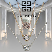 GIVENCHY(ジバンシィ) ネックレス・ペンダント 【国内発送】Givenchy☆スワロスキー☆ひと粒ネックレス