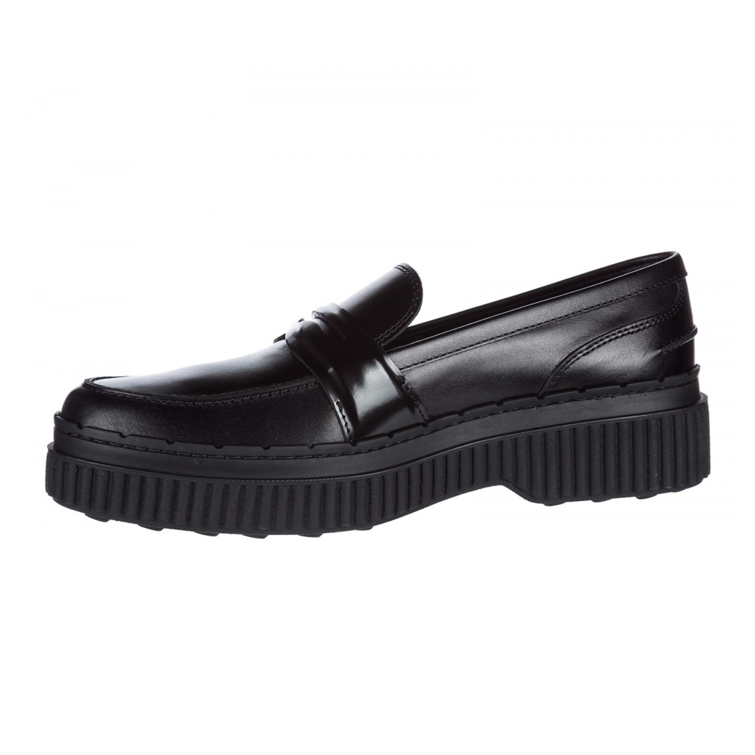 ★★TOD'S《トッズ》LEATHER LOAFERS MOCCASINS  送料込み★★