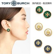 【Tory Burch】Semi-Precious Stud Earrings