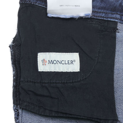 MONCLER キッズ用ボトムス キッズMONCLER ジーンズ (6)