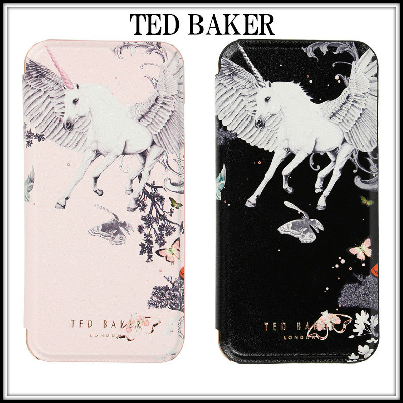 TED BAKER★ペガサス柄★IPHONE6/6S/7/8CASE★2色