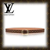 2017-18AW【LOUIS VUITTON】サンチュール・ミニ 25MM  ダミエ