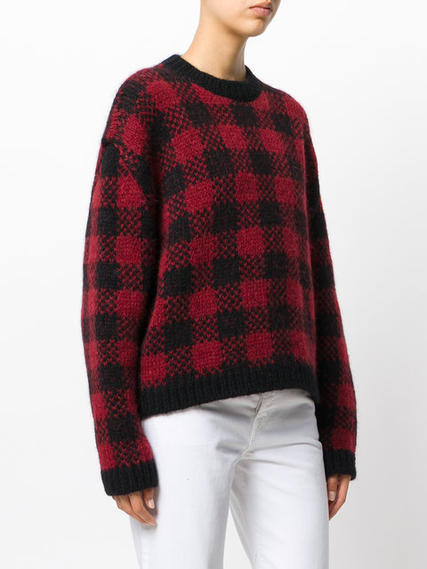 【17AW 新作】マルニ pull a carreaux トップス☆セーター
