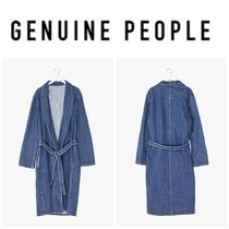 【GENUINE PEOPLE】●日本未入荷●Windbreaker Denim Jacket
