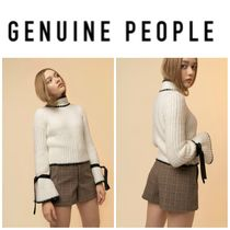 【GENUINE PEOPLE】●日本未入荷●Checkered Classic Shorts