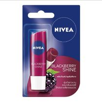 ★NIVEA★リップケアー【BLACKBERRY SHINE】
