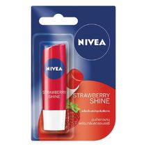 ★NIVEA★リップケアー【STRAWBERRY SHINE】