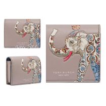 【2017-18AW】TORY BURCH FALTBARE ELEPHANT MINI 財布