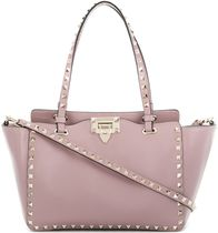 17-18AW V935 ROCKSTUD SMALL TOTE