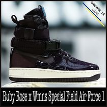 ★【NIKE】追跡発コラボ Ruby Rose x Special Field Air Force 1