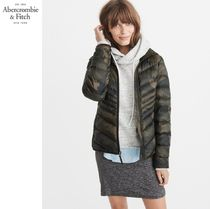 ★送料込★A&F★PACKABLE DOWN PUFFER JACKET★