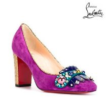 【SALE!!】★Christian Louboutin★装飾パンプス