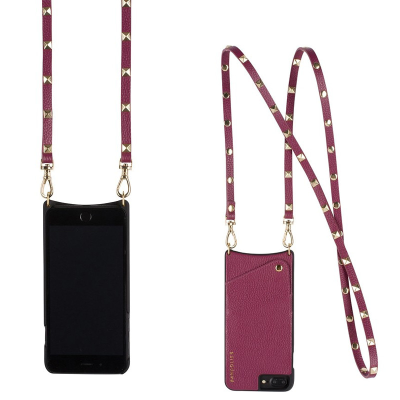 ★新色登場♪★即発送Bandolier Sarah iPhone8/7/6 Case★