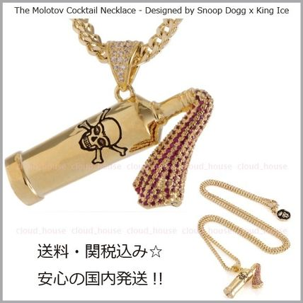 King Ice ネックレス・チョーカー 送料税込【King Ice x Snoop Dogg】Molotov Cocktail ネックレス