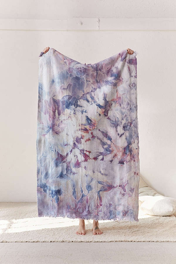 Urban Outfitters☆Hand-Dyed Pastel Mudcloth