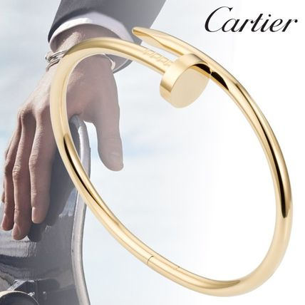 classic fit 573d8 4612e 【直営店買付】Cartier ジュスト アン クル ブレスレット