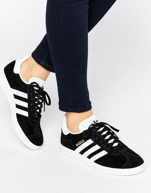 新作 日本未入荷 adidas Originals Unisex Black Suede G 送関込