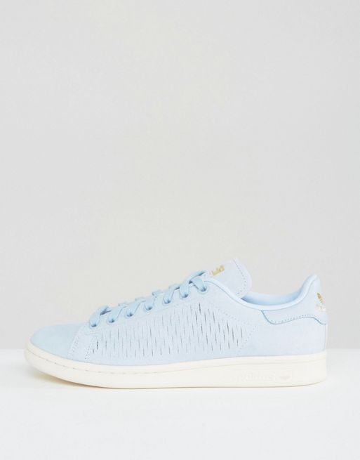 新作 日本未入荷 adidas Originals Easy Blue Stan Smith 送関込