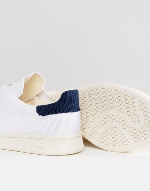 新作 日本未入荷 adidas Originals Primeknit White And  送関込