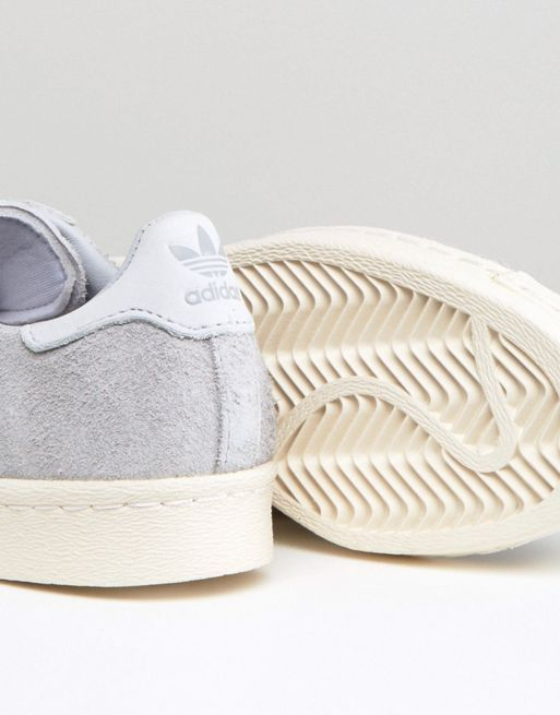 新作 日本未入荷 adidas Originals Grey Suede Superstar 送関込