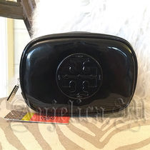 ★在庫あり★TORY BURCH STACKED COSMETIC CASE BLACK 40926