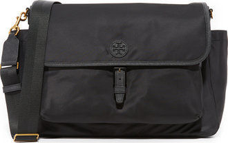 Tory Burch マザーズバッグ 国内入荷☆Tory Burch Scout Nylon Messenger Baby Bag(2)