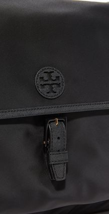 Tory Burch マザーズバッグ 国内入荷☆Tory Burch Scout Nylon Messenger Baby Bag(5)