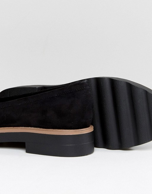ASOS◆New Look Chunky Rand Loafer/在庫わずか〈送料込〉