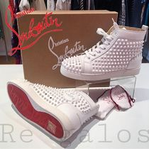 【Christian Louboutin】Louis Woman's Spikes スタッズ
