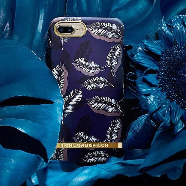 RICHIMOND&FINCH☆ iPhoneケース FREEDOM☆BOTANICAL LEAVES