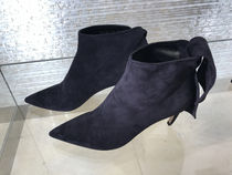 Dior新作☆スエードバックノットAnkle Boots