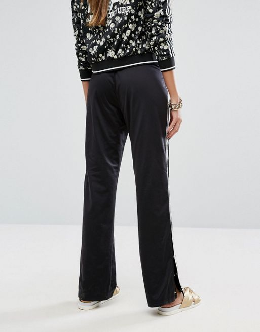 ☆Juicy Couture Black Label Trk Tricot Pant With Stripe☆