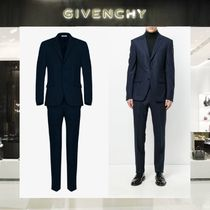 【18SS NEW】 GIVENCHY_men /TECHNICAL WOOLスリムスーツNV