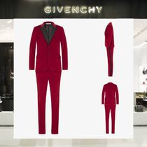 【18SS NEW】 GIVENCHY_men /VELVET WITH SATIN BANDSタキシード