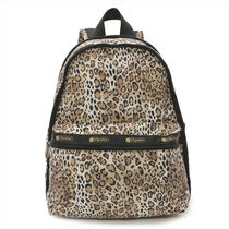 LeSportsac BASIC BACKPACK バックパック リュック OMBRECHEETAH