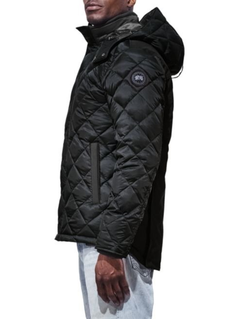 【Canada Goose】Hendriksen Quilted Down Jacket
