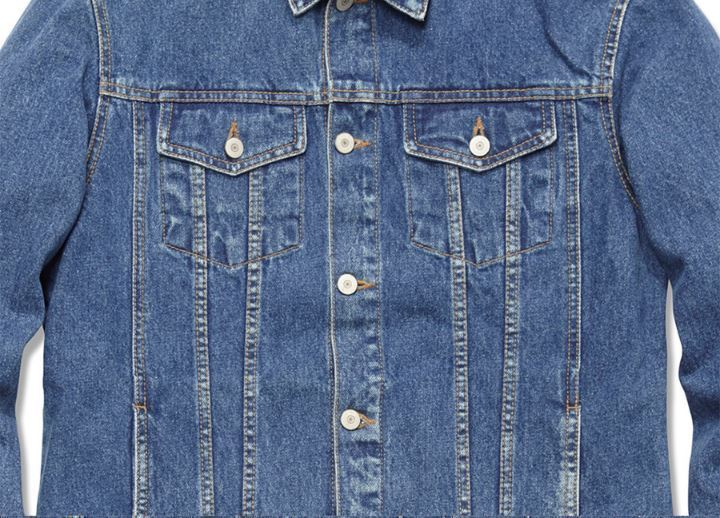 日本未入荷VIVASTUDIOのLIGHT WASHED DENIM JACKET GA 全2色