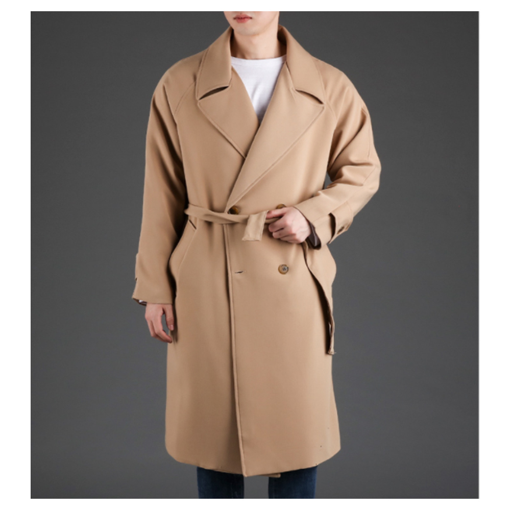 韓国の人気★Life item Barbary coat 2色