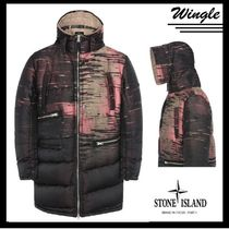 ※STONE ISLAND※BIG LOOM JACQUARD SINGLE LAYER 【送関込】