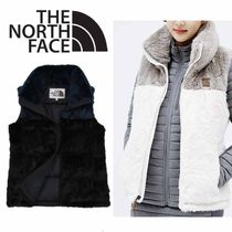 THE NORTH FACE〜W'S HAYWARD FUR DOWN VEST ファーベスト 4色