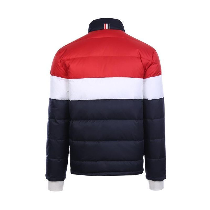 ★送料/関税無料★THOM BROWNE nylon down jacket